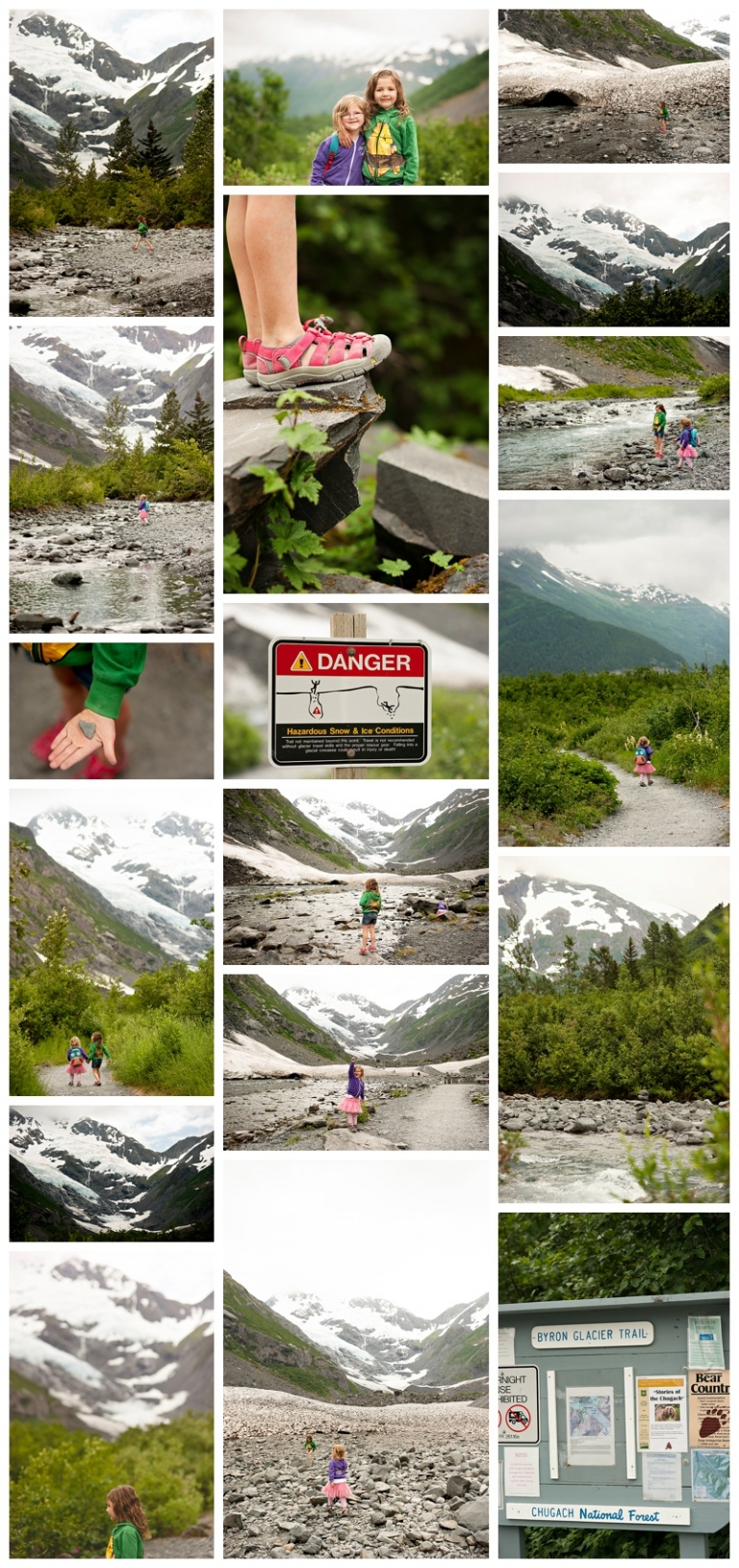 Anchorage Photographer Glacier images