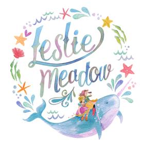 LeslieMeadowWatercolorIlo Narwhal