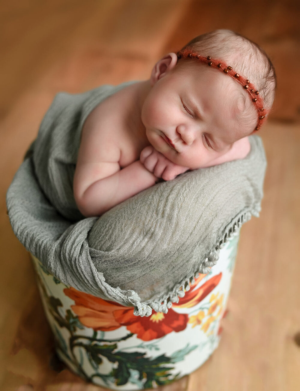 best anchorage alaska newborn photography