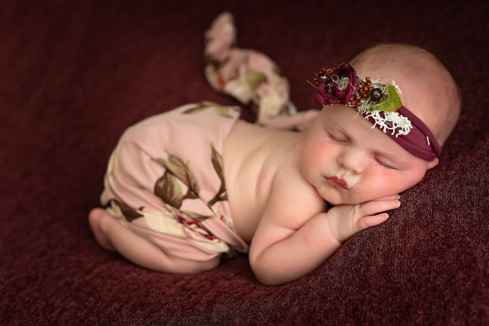 newborn photography anchorage alaska